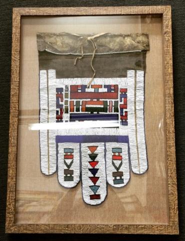african decorative beaded cloth 640x480 1